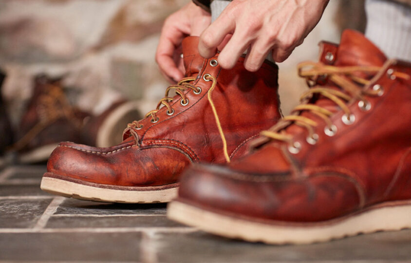 Find Red Wing Boots In Farnham