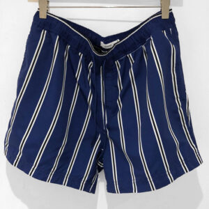 Samsoe Samsoe Retro Striped Shorts